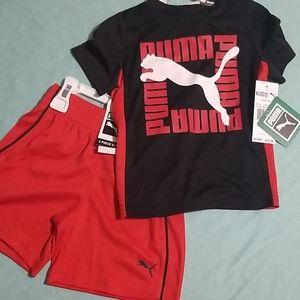 2t Red Puma set
